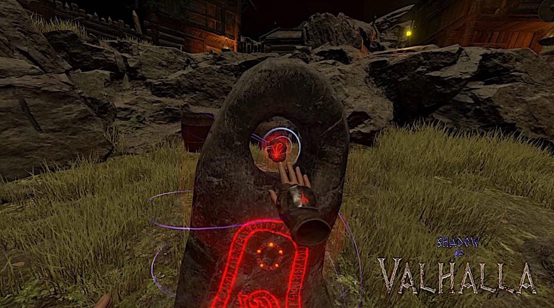 Shadow of Valhalla magie VR
