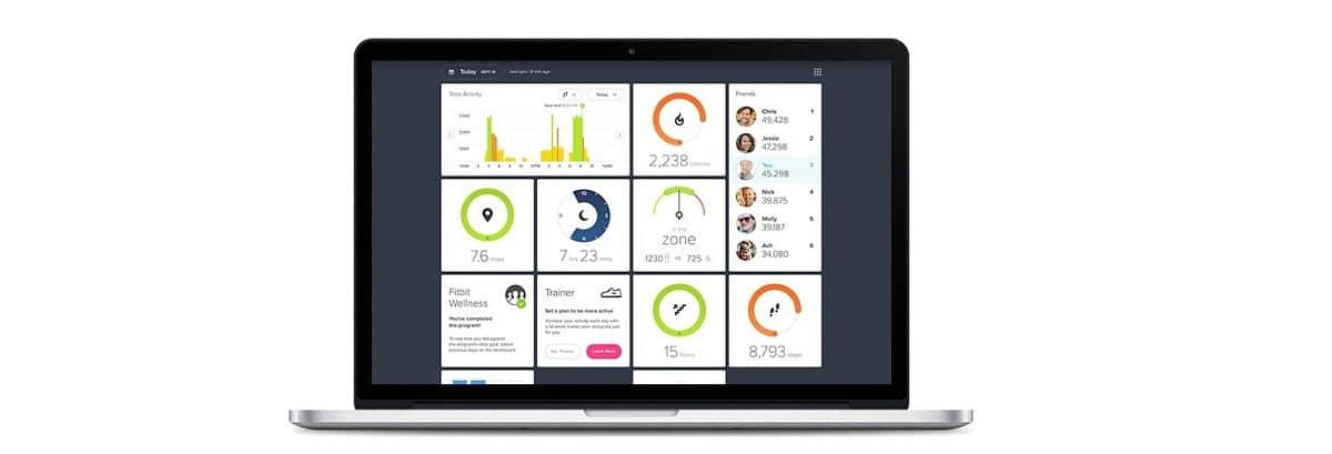 Fitbit Sense application en Ligne