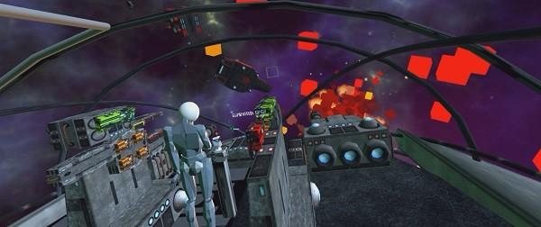 Space Pilot Alliance Jeux gratuits Oculus Quest
