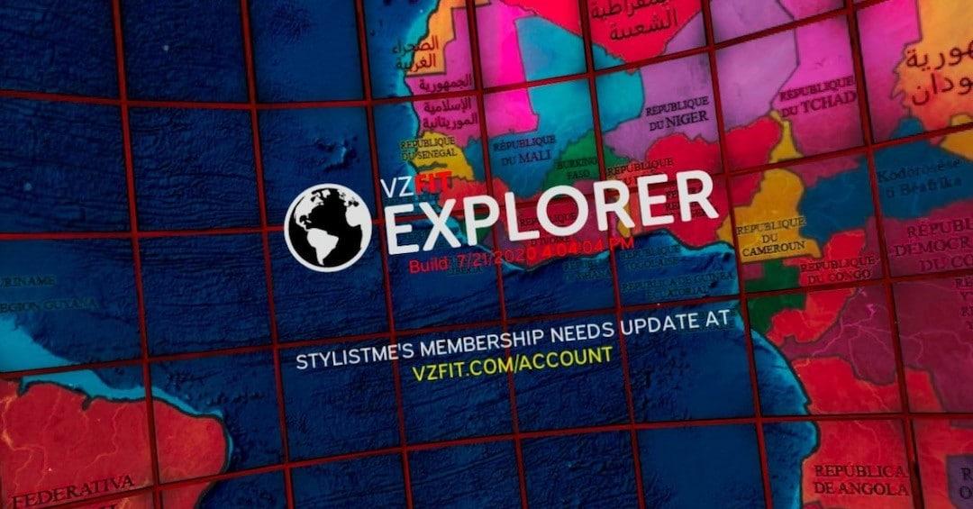 test vzfit play et vzfit explorer sur oculus quest