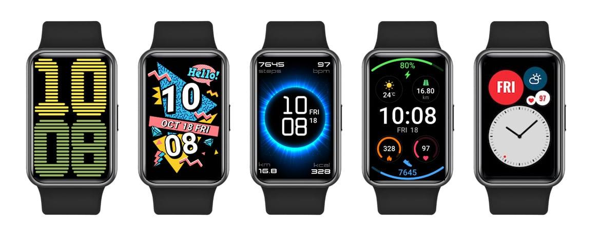 Huawei Watch Fit fonctionnalité