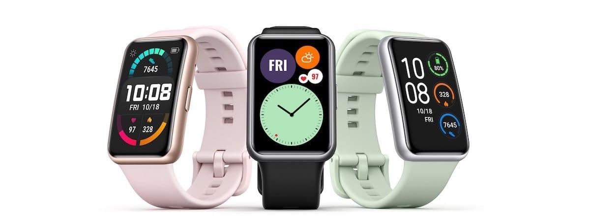 Huawei Watch Fit prix