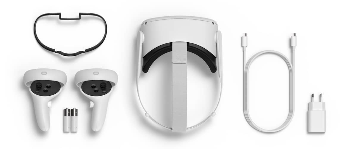 Oculus Quest 2 meilleur casque VR 2020