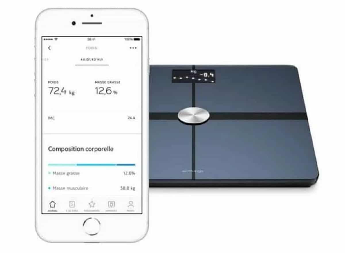 Withings Body + measurement accuracy