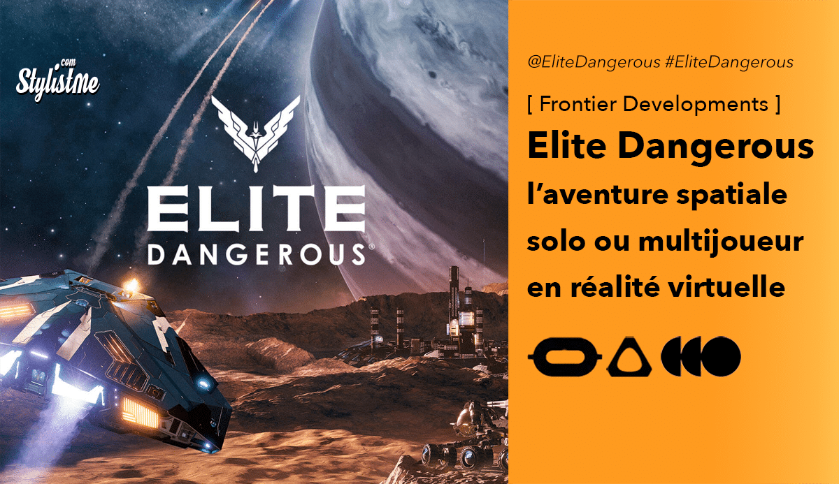 Elite Dangerous VR avis test