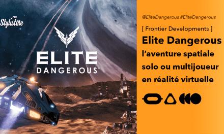 Elite Dangerous épopée spatiale multijoueur en réalité virtuelle