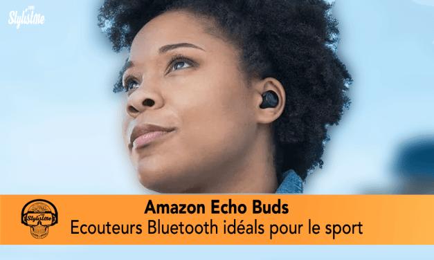 Amazon Echo Buds les écouteurs Bluetooth avec suivi d'activité physique