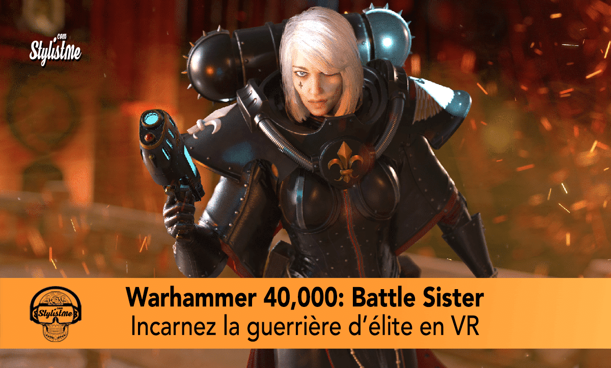 Warhammer 40000 Battle Sister Quest avis test