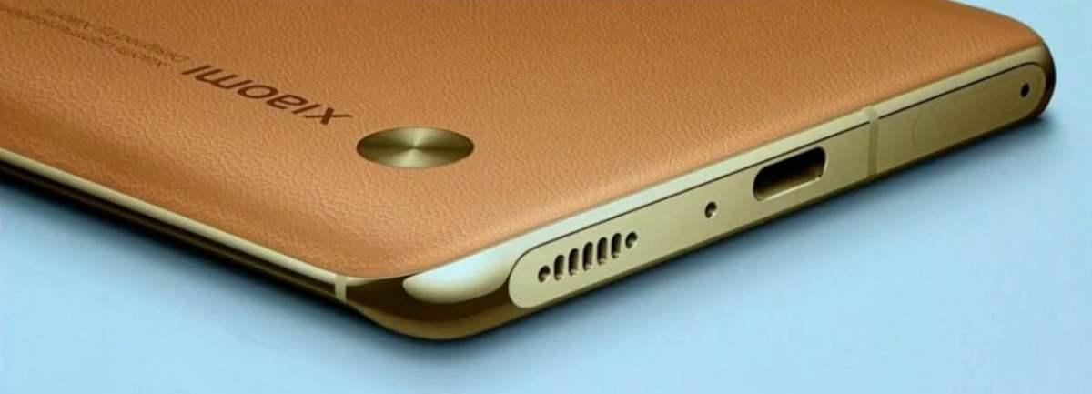 Xiaomi Mii 11 cuir