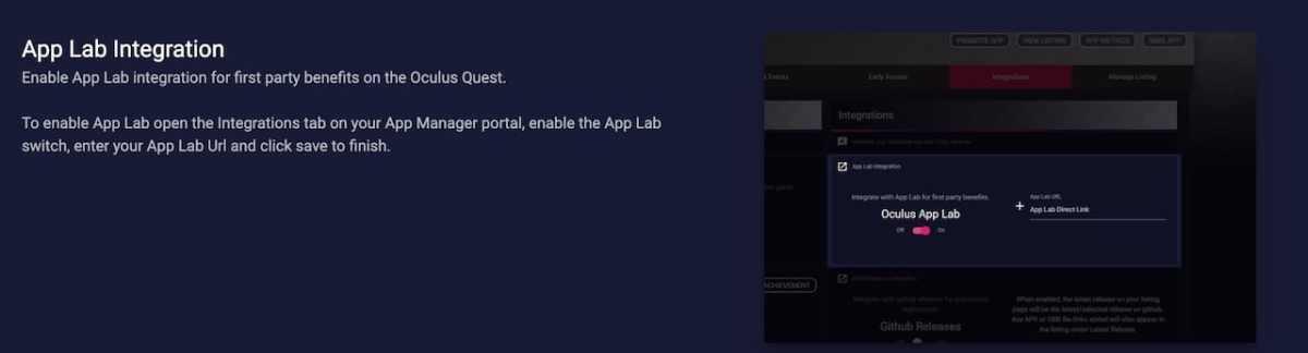 App Lab SideQuest