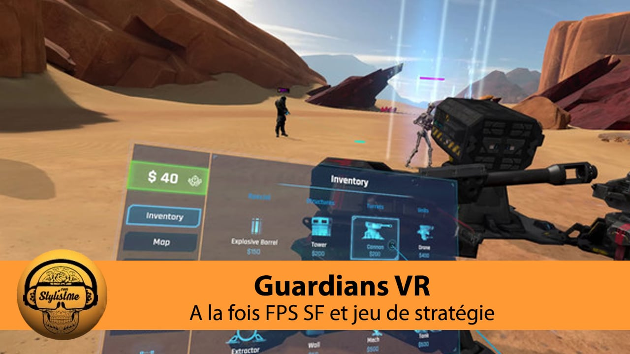 Guardians VR avis test Quest
