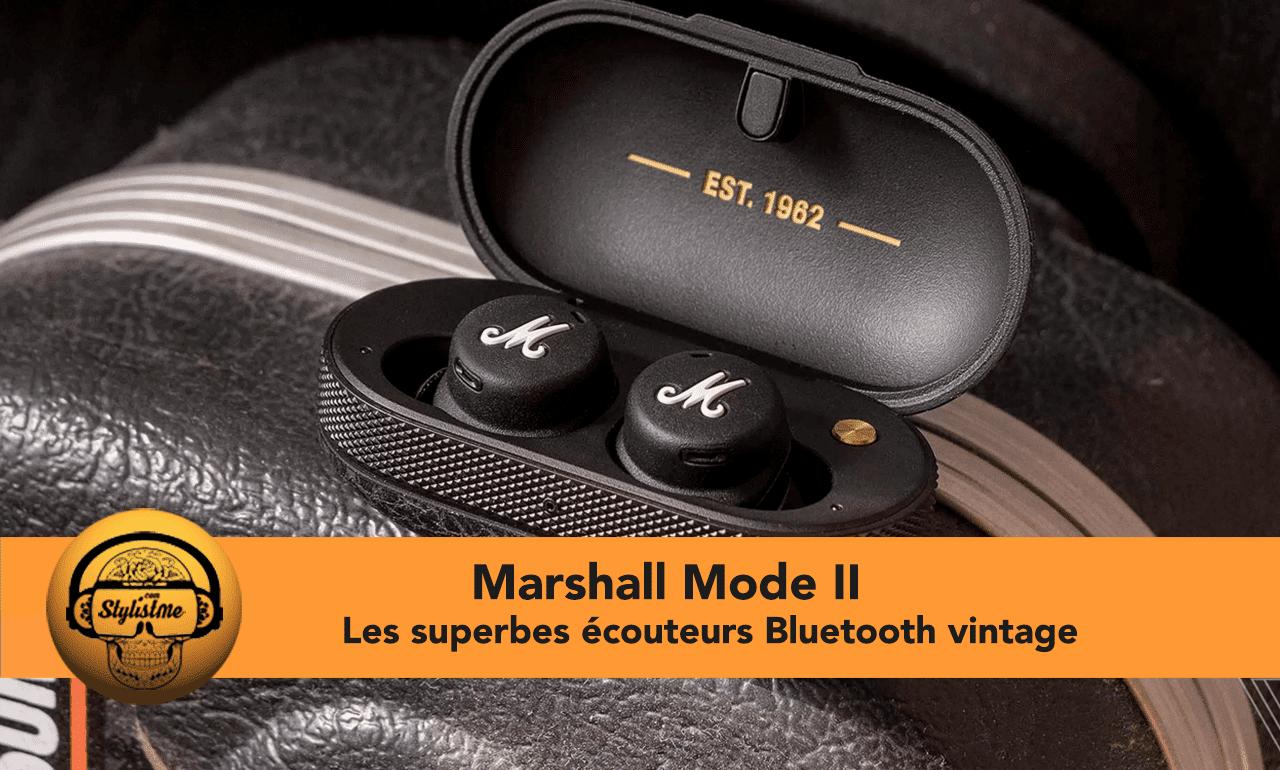 Marshall Mode 2 avis test