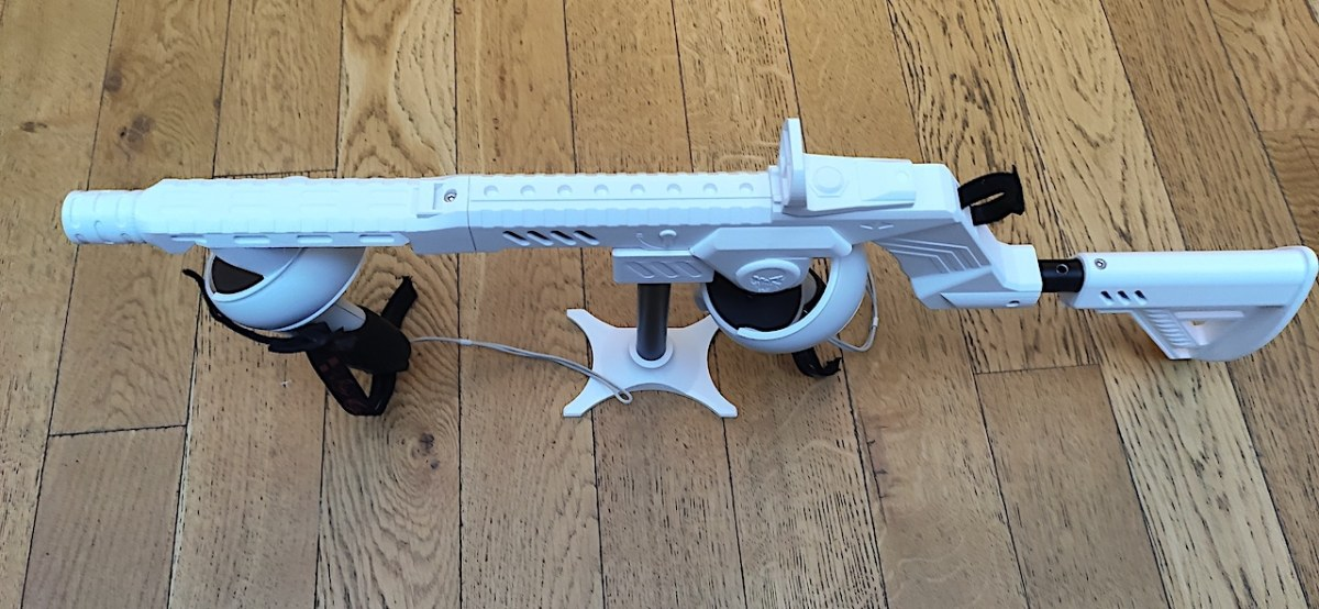 Ultimate VR Gun avis