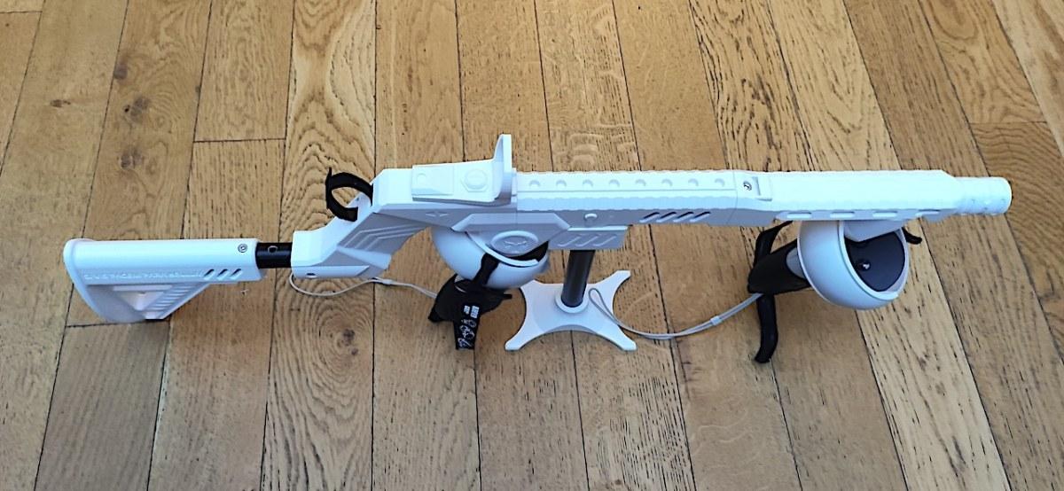 Ultimate VR Gun test