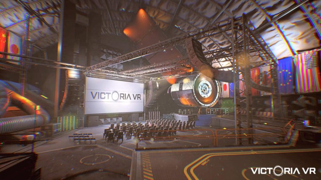 Victoria VR cryptomonnaie