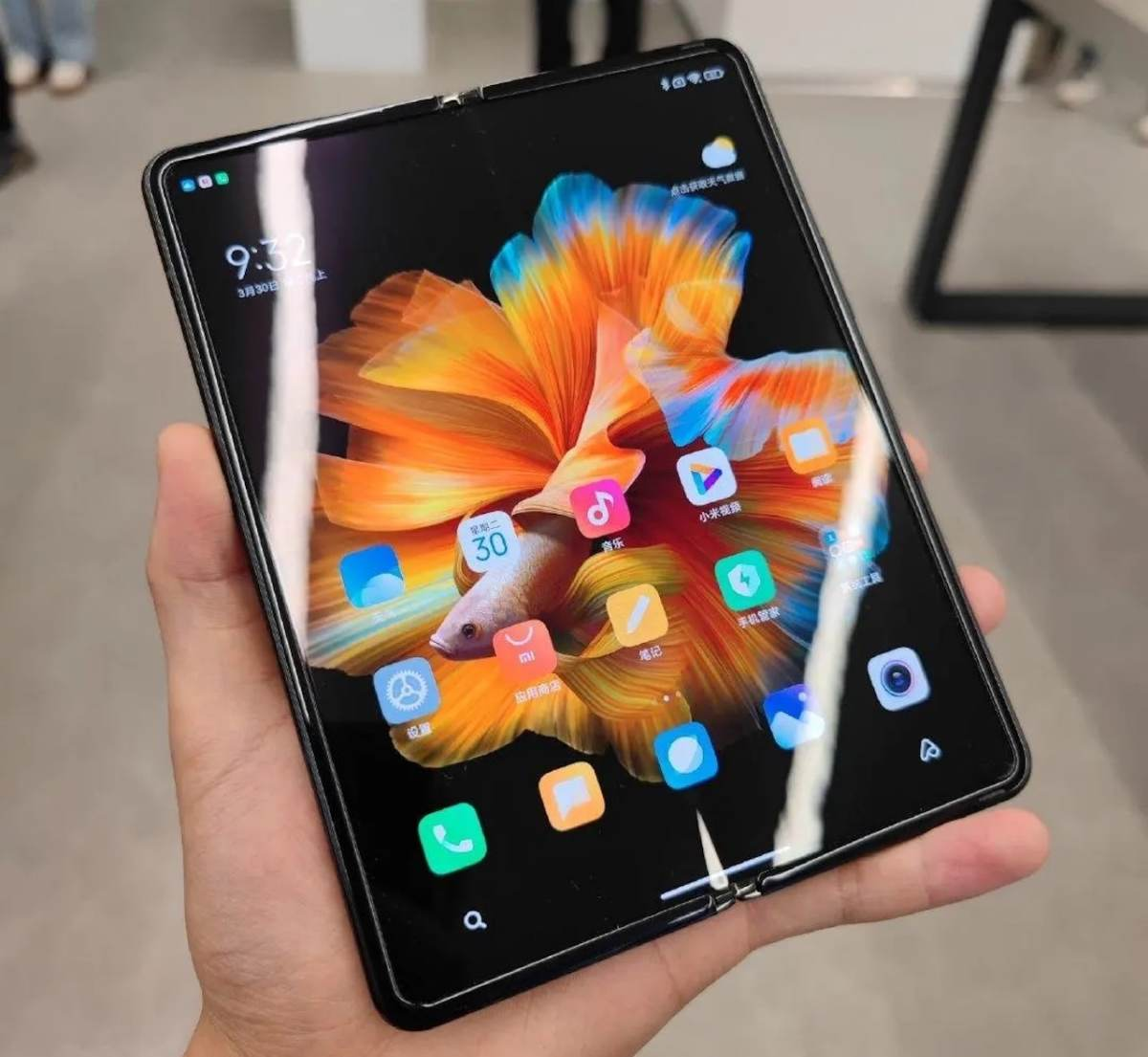Xiaomi Mi Mix Fold écran 8 pouces
