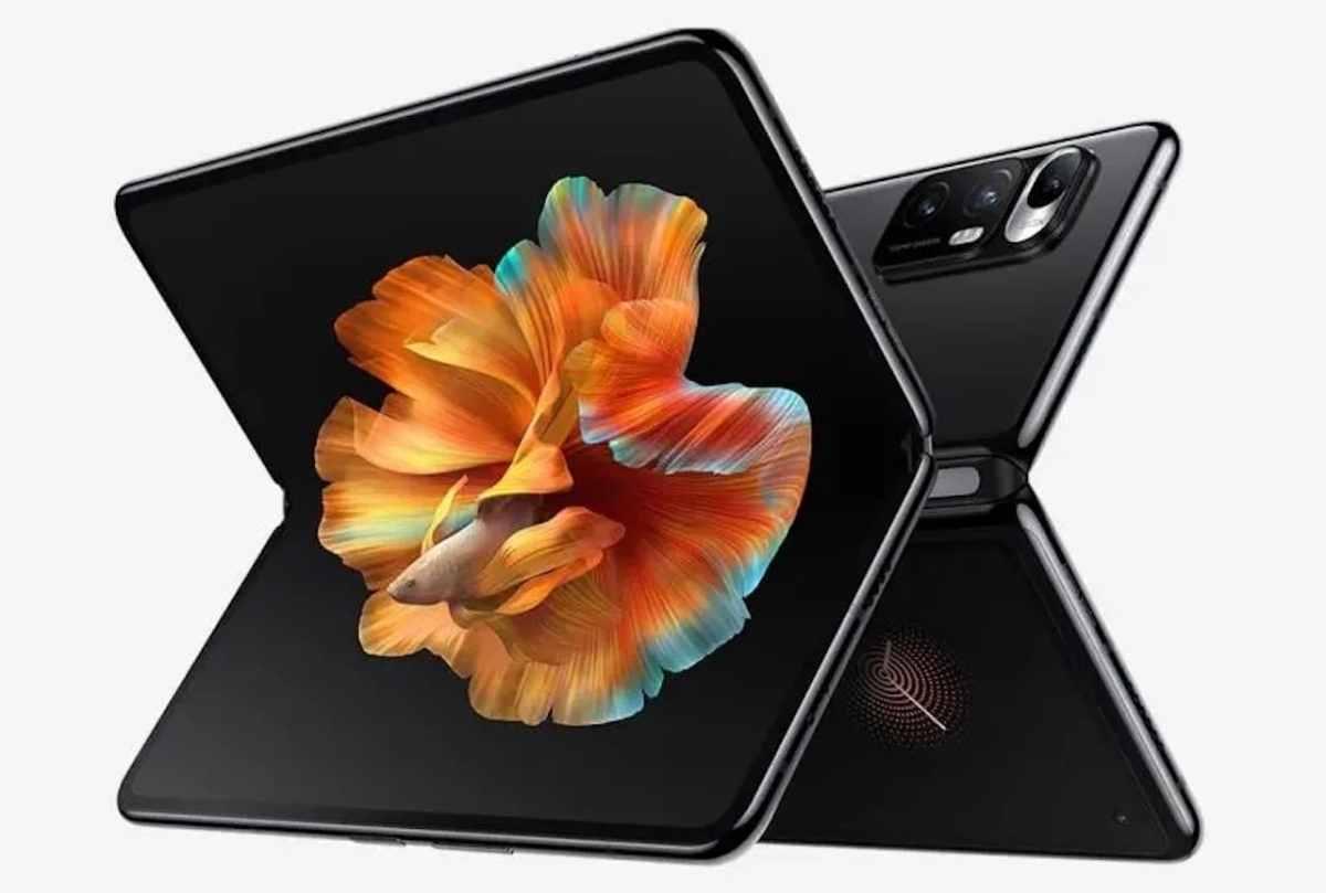 Xiaomi Mi Mix Fold smartphone pliable