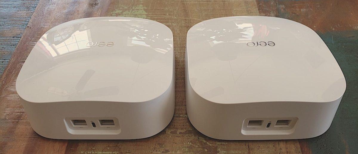 design Eero Pro 6