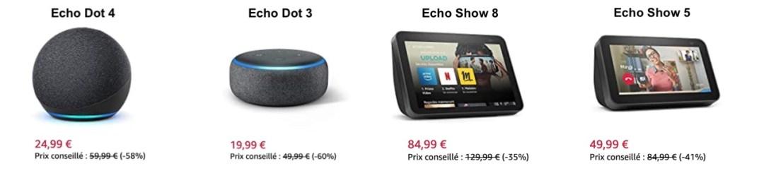 Amazon Echo promotions Prime Day 2021