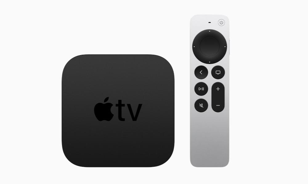 Apple TV 4K 2021 test