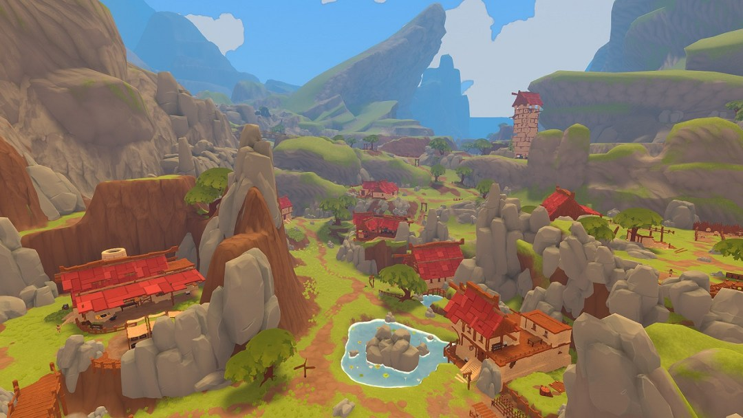 A Township Tale RPG MMO Quest