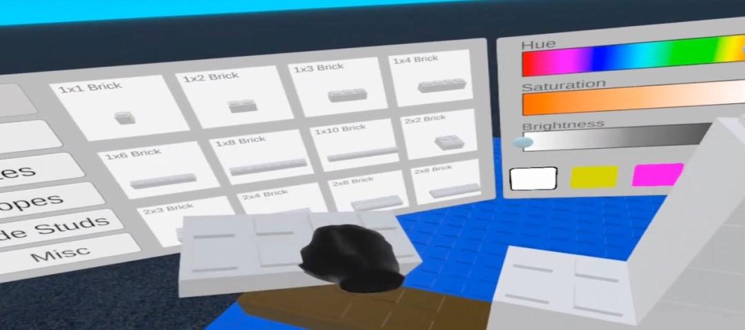 Bricks VR Lego avis