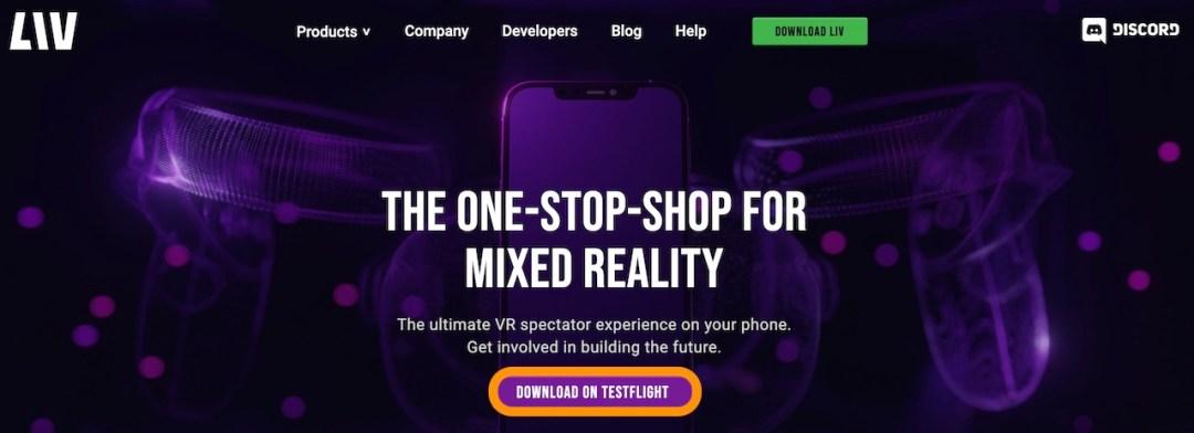 Liv TestFlight invitation lien téléchargement