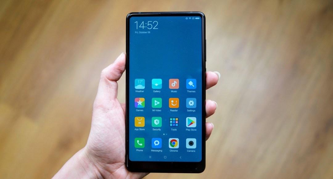 Xiaomi Mi Mix 2 soldes réduction