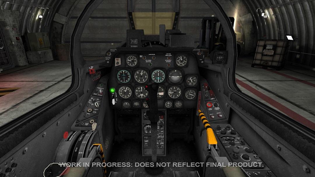 Dawn of Jets VR avis test