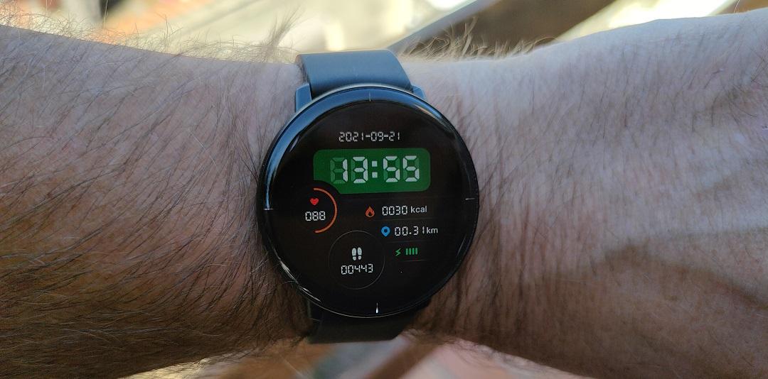 Mibro lite montre connectée pas chére