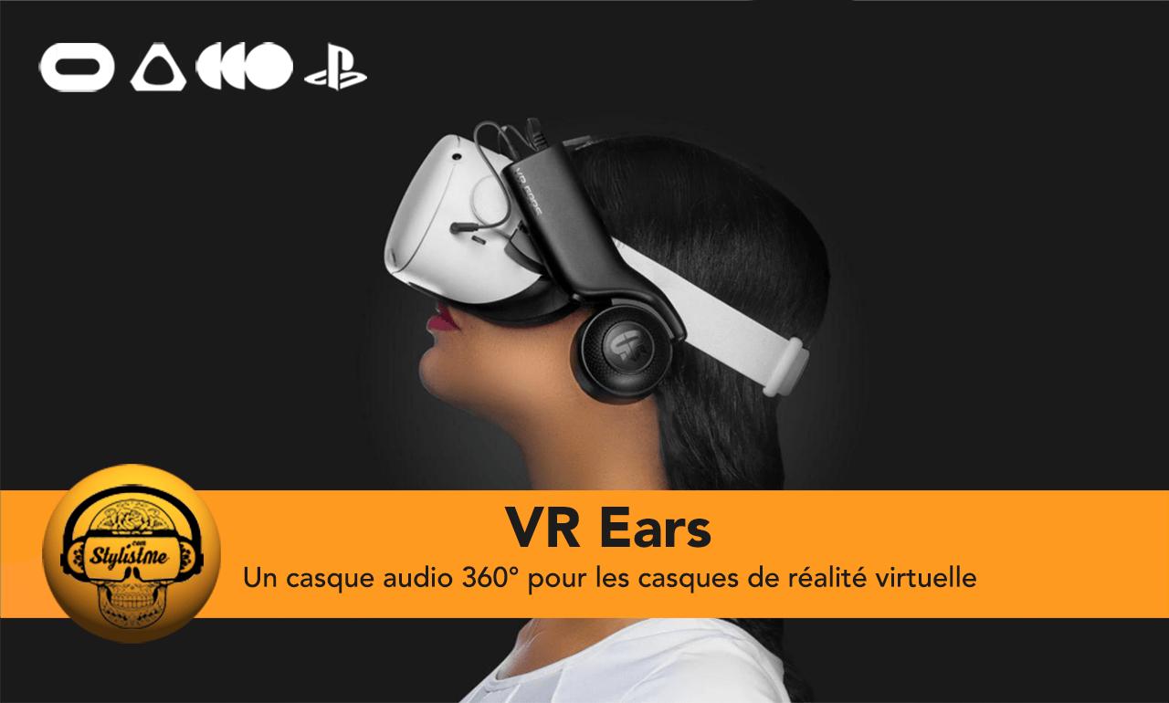 VR Ears avis test rebuff reality