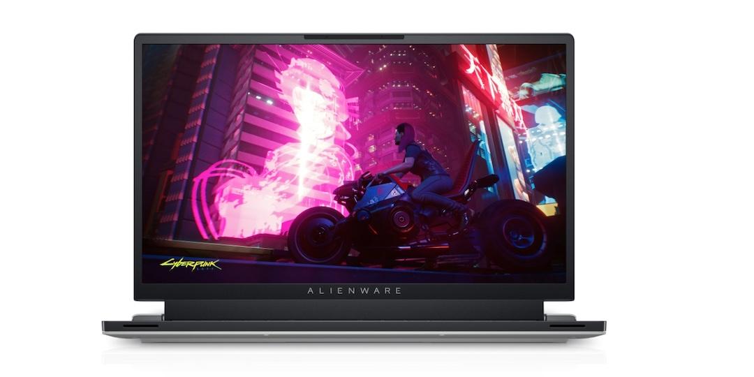 Alienware X17 test