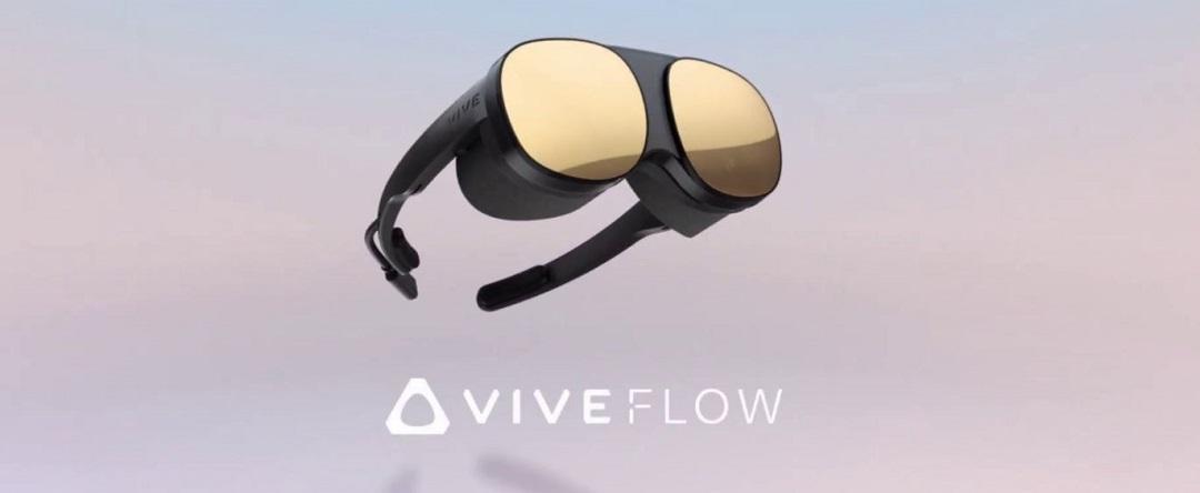 Design HTC Vive Flow