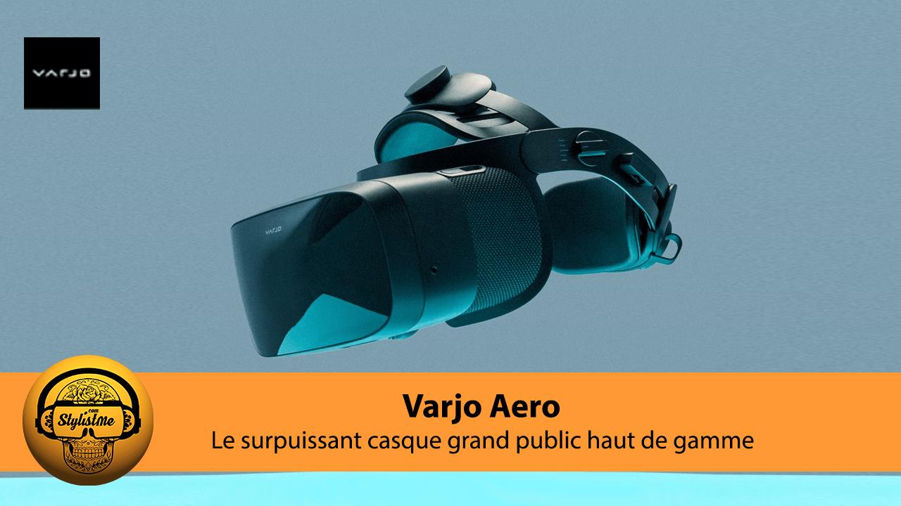Varjo Aero test avis