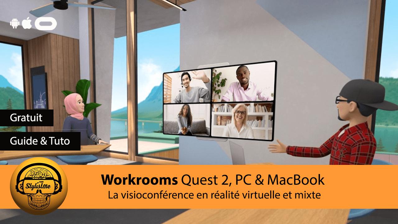 Workrooms test tuto
