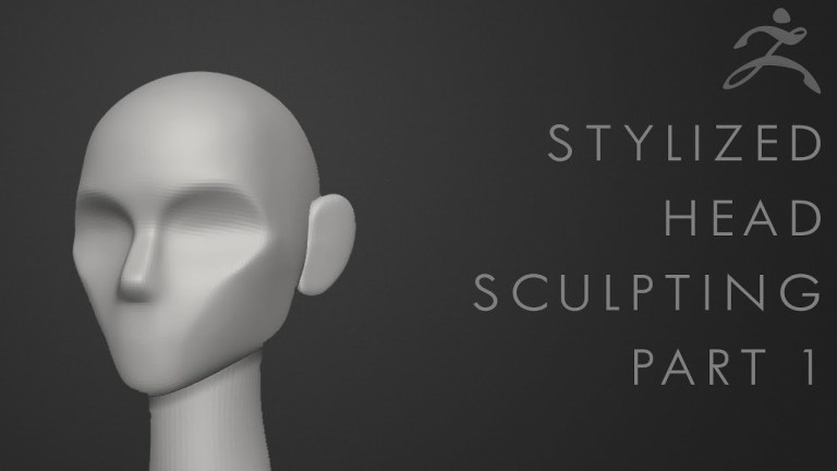 Sculpting Stylized Hair in Zbrush - Stylized Station - Learn