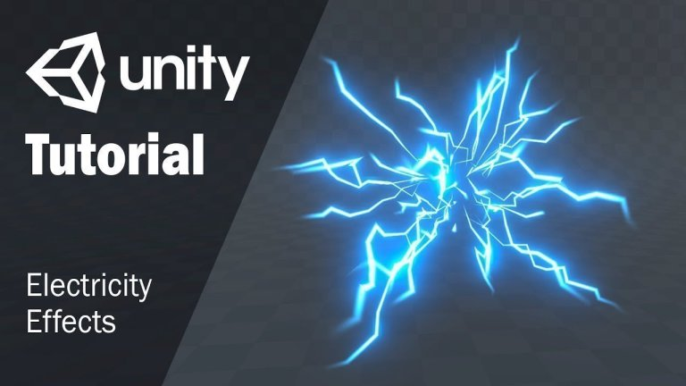 Quick tutorial – Creating Electricity Effects in Unity3D