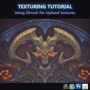 How to Make a Stylized Material in Substance Painter - Video