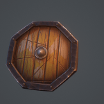 Stylized Shield SBS file By  karalysson