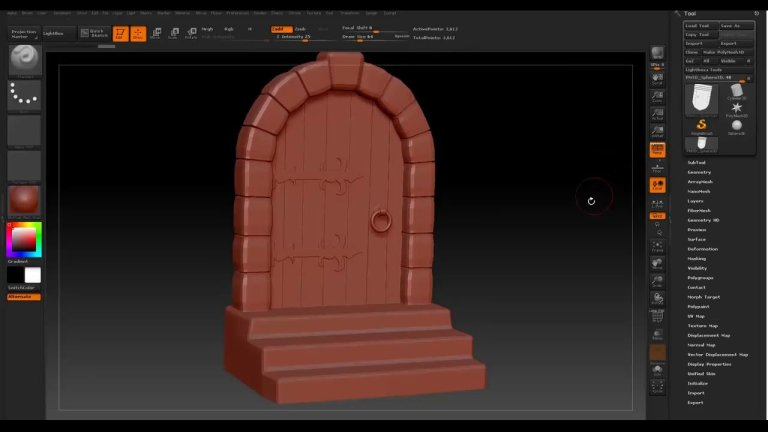 Zbrush Stylized Prop Sculpting For Beginners