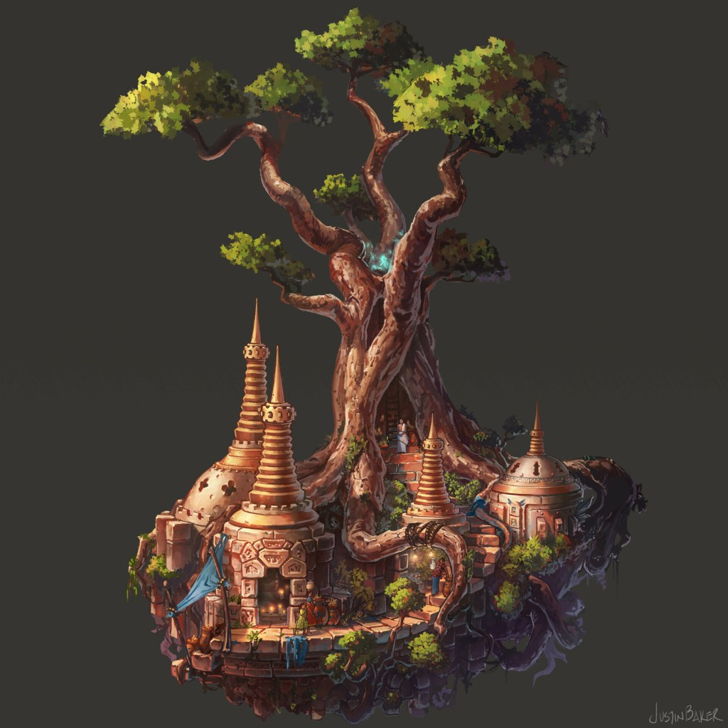 Concept Artist Guide – Creating stylized Environments