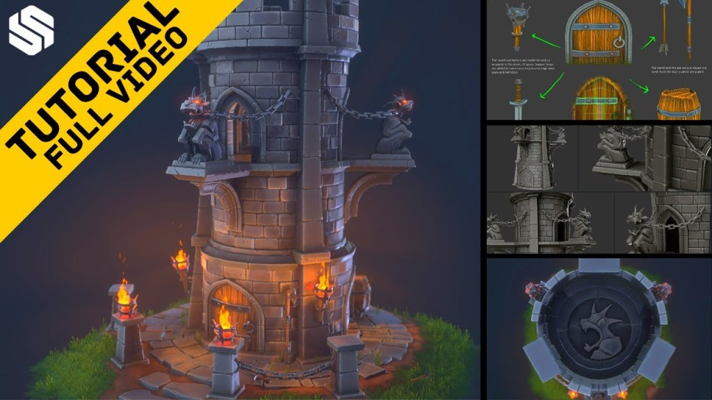 How to Reduce, Reuse & Recycle your UVs to magically create new assets♻ UV MAPPING TUTORIAL