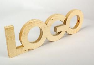Logo 3D Bois