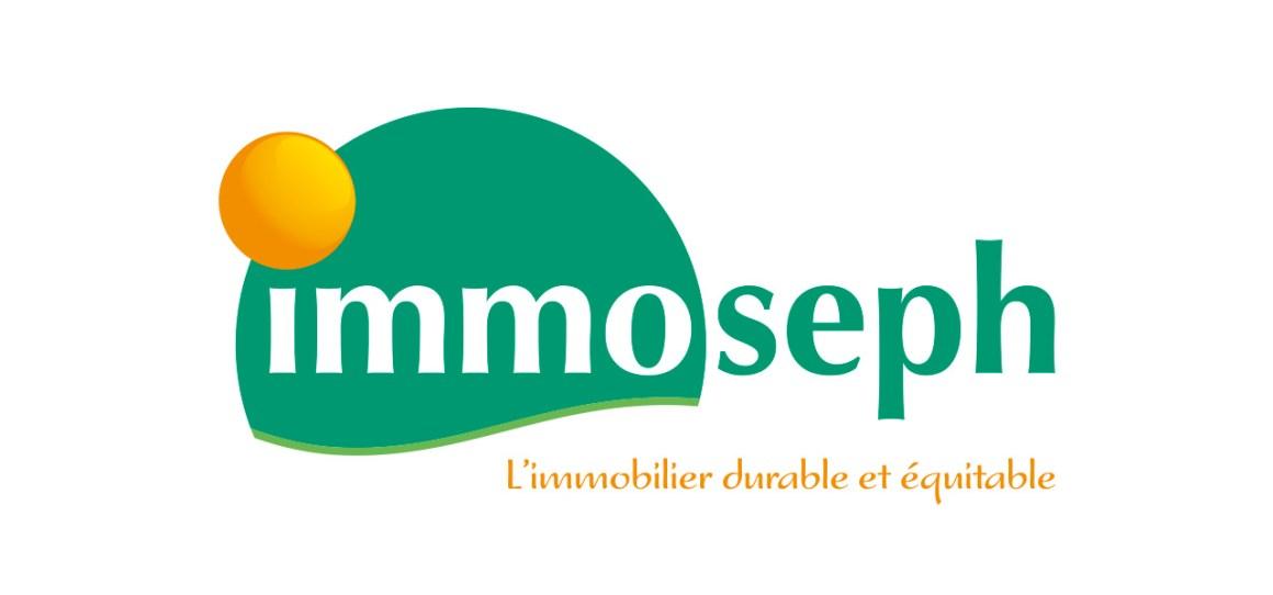Refonte logotype Immoseph