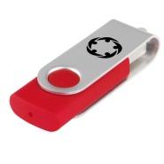 Clé USB personnalisée - Objet publicitaire