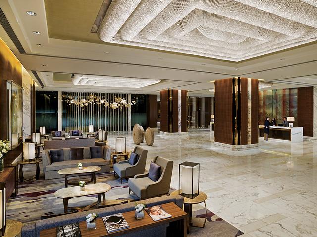 Kerry Hotel, Beijing – Lobby