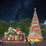 圣诞全城Ho Ho Ho 视听味觉好享受!