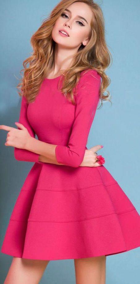Fuschia Pink 1