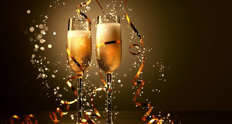 Image result for champagne, christmas