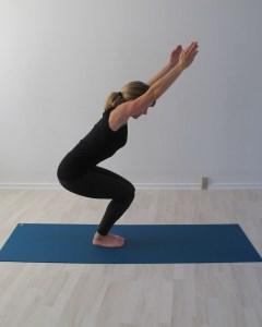 Yoga og prolaps venlige stillinger